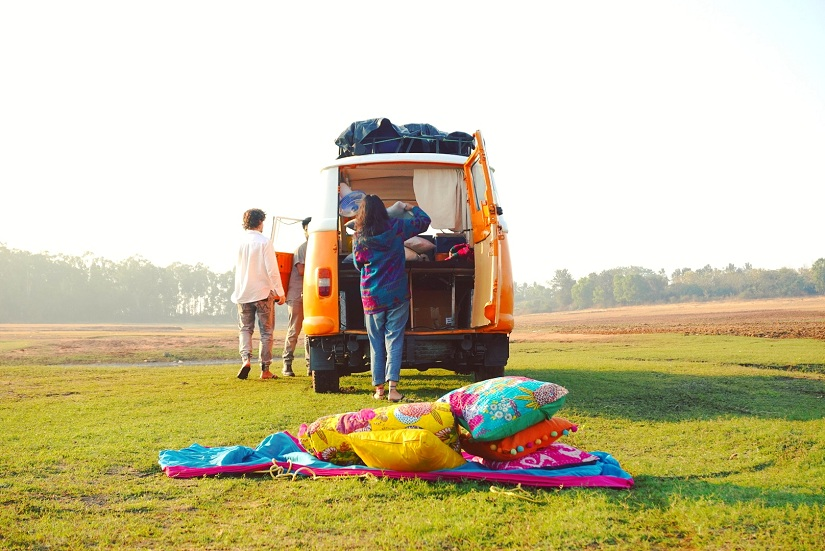 Caravan Chronicles How were navigating a 100day road trip across India in a van