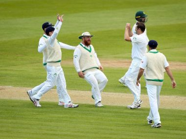 Ireland played their first Test against Pakistan in May 2018. Image Courtesy: Twitter/@IrelandCricket