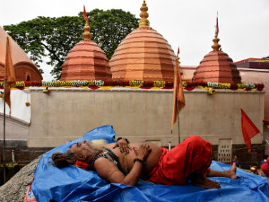 Row over buffalo sacrifice in Kamakhya Temple Banning practice will deprive poor says head priest