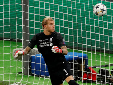 Champions League final: Liverpool goalkeeper Loris Karius suffered concussion against Real Madrid, according to doctors