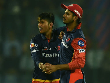 Young guns such Sandeep Lamichhane and Shreyas Iyer hold the key to a brigher future for Delhi Daredevils. AFP