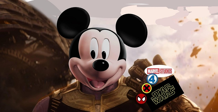 As Mickey Mouse turns 90 a look at how Disney evolved into a Thanoslike powerful media empire