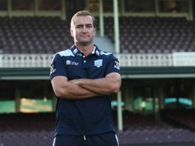 Phil Jaques appointed new head coach of New South Wales. Image Courtesy: Twitter @CricketNSWBlues