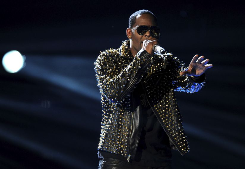 R Kelly dropped by Sony Music following uproar over sexual abuse allegations against RB singer