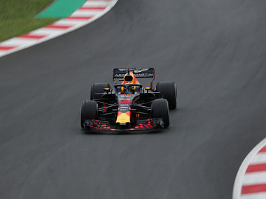 Monaco Grand Prix Daniel Ricciardo breaks lap record as Red Bull dominate second practice sesssion