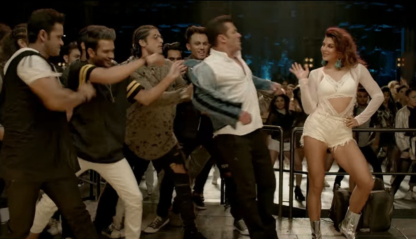 Watch Race 3 song Heeriye featuring Salman Khan and Jacqueline Fernandez is a typical dance number