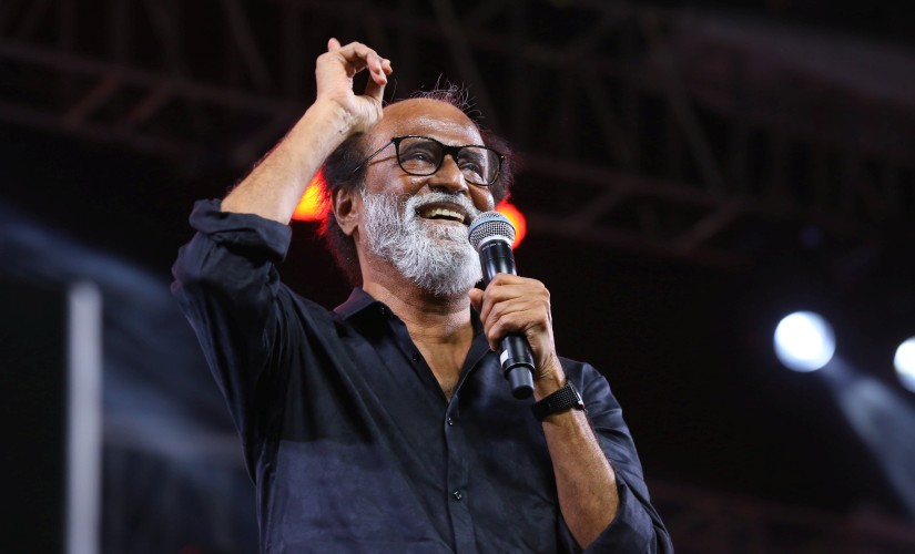 There can only be one Rajinikanth What sets the actor apart is his ability to retain superstardom across decades