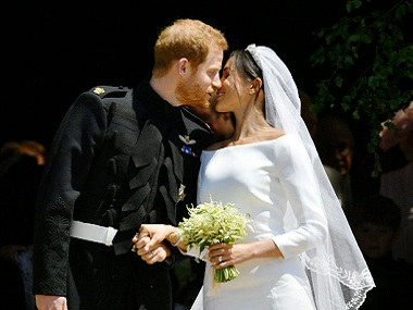Nielsen says 29 million people in US watched Prince Harry and Meghan Markle royal wedding