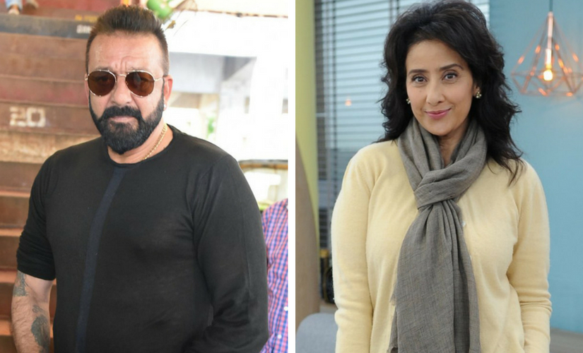 Sanjay Dutt and Manisha Koirala to reunite onscreen after 10 years in Hindi remake of Prasthanam