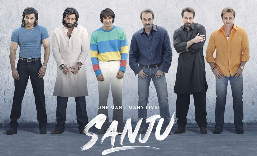 Vidhu Vinod Chopra on casting Ranbir Kapoor in Sanju Initially thought Ranveer Singh could play Sanjay Dutt better