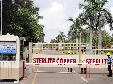 Sterlite moves Madras High Court for access to Tuticorin copper plant days after acid leak