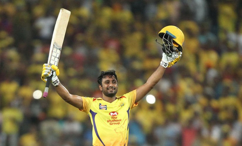 AMbati Rayudu has been one of the most consitent batsman for the Chennai Super Kings. Sportzpics