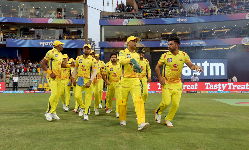 Chennai Super Kings led by Mahendra Singh Dhoni have entered their seventh final of the Indian Premier League. Sportzpics