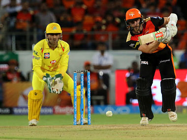 Kane Williamson's Sunrisers Hyderabad lost both the games when they faced Chennai Super Kings in league stage. Sportzpics