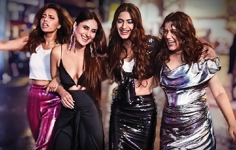 Veere Di Wedding movie review Kareena Sonam Swara Shikha play relatable nonconformists in a fun buddy flick