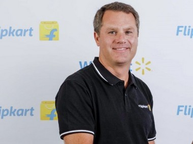 Walmart CEO Doug McMillon says committed to Indian market expresses satisfaction in Flipkarts progress