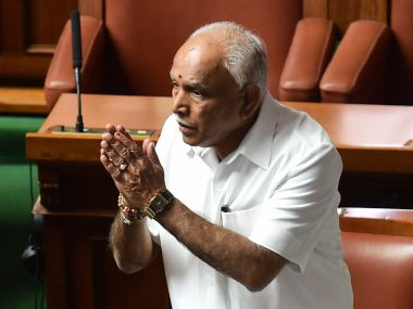 Karnataka govt formation Yeddyurappa turns tail but Congress basks in victory that doesnt belong to it