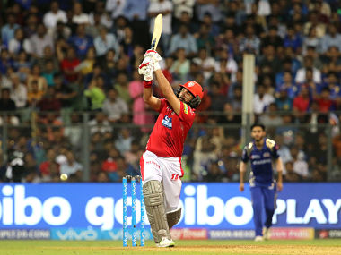 With just 64 runs from previous 7 matches, bringing in Yuvraj Singh was an unjustifiable call from KXIP. Sportzpics