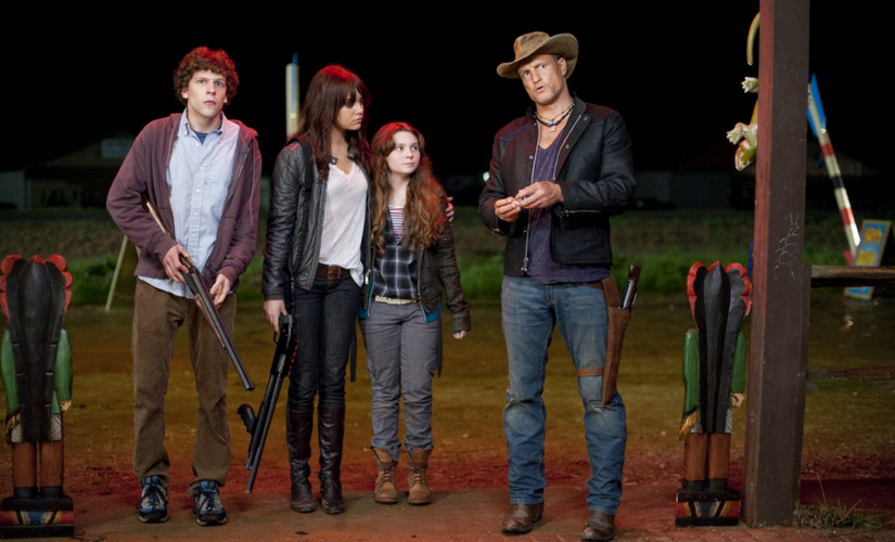Zombieland sequel confirmed with Emma Stone Jesse Eisenberg slated for October 2019 release