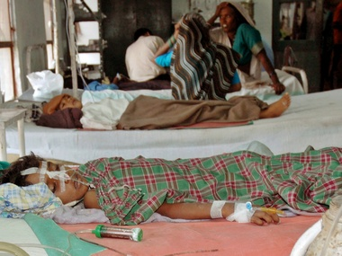 Acute Encephalitis Syndrome leaves one more child dead in Bihar even as officials claim severity of disease has reduced