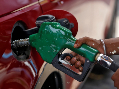Petrol diesel prices rise for second day in a row crude oil falls by over 1 on oversupply concerns