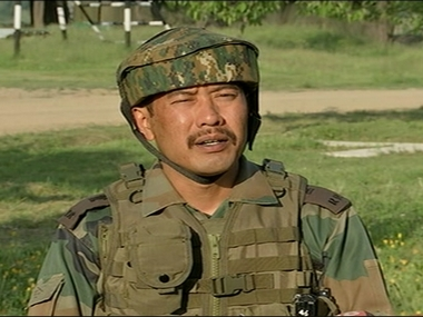 Major Leetul Gogoi held with girl at Srinagar hotel CJM in Srinagar directs police to submit report