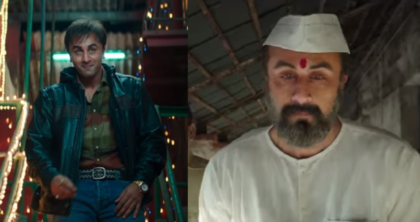 Sanju trailer Rajkumar Hirani beautifully captures significant moments from Dutts life in this Ranbir Kapoorstarrer