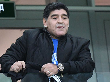 FIFA World Cup 2018 Diego Maradona calls for meeting with Argentina players to give motivational talk