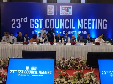 Meritbased GST rate rationalisation possible in next council meet says finance minister Piyush Goyal