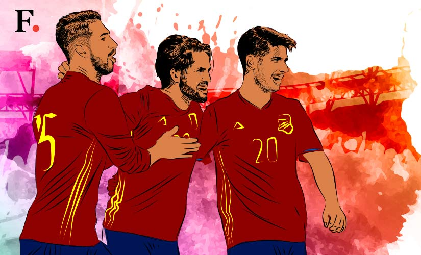 FIFA World Cup 2018 Reinvigorated by new generation of midfield maestros formidable Spain look to bring back glory days