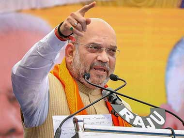 Govts move on Ayodhya land historic Opposition shouldnt obstruct resolution of Ram temple issue says Amit Shah