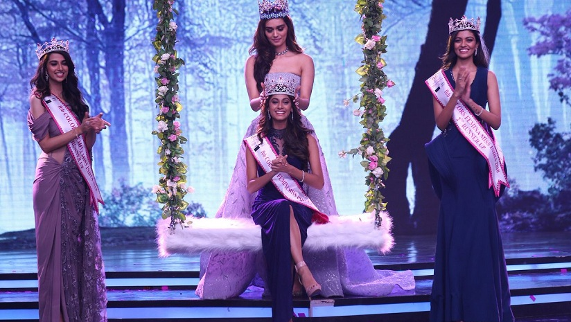 Miss India 2018 Tamil Nadubased Anukreethy Vas gets  selected as successor to Manushi Chhillar