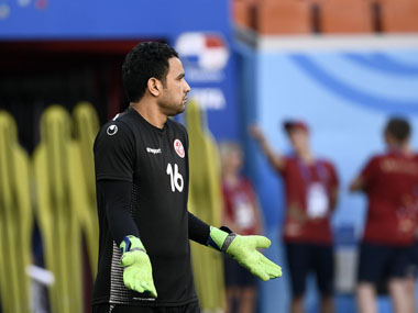 FIFA World Cup 2018 Organizing body denies Tunisias request for replacement keeper Africans enlist striker Fakhreddine Youssef as backup
