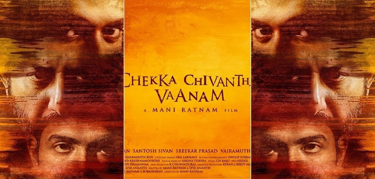 Mani Ratnams love for ancient epics continues with Chekka Chivantha Vaanam is film inspired by Ponniyin Selvan