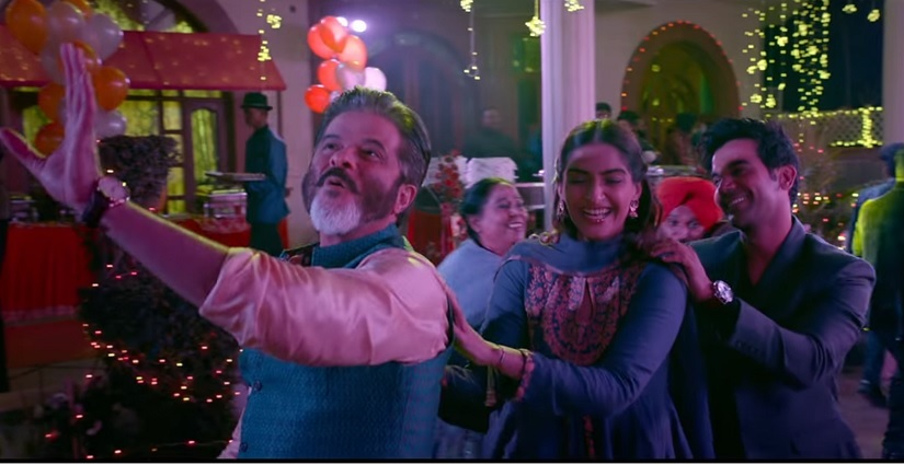 Ek Ladki Ko Dekha Toh Aisa Laga teaser Sonam Anil Kapoor share screen space for the first time