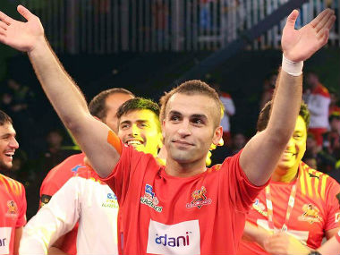 Pro Kabaddi League Fazel Atrachalis return to U Mumba and other top picks from the sports biggest auction
