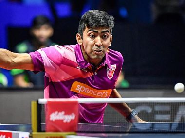 Ultimate Table Tennis 2018 Harmeet Desais sensational show powers RPSG Mavericks to thrilling win over Warriors TTC