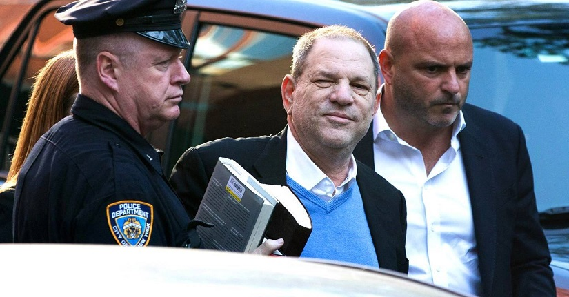 Harvey Weinstein pleads not guilty to new sexual assault charges involving third woman released on bail