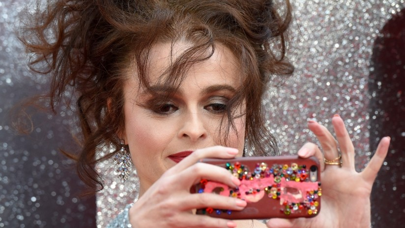 Helena Bonham Carter on doing Oceans 8 Not easy to find a film with one female lead let alone eight