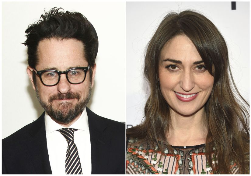 Sara Bareilles JJ Abrams team up for Little Voice musical dramedy gets picked up by Apple