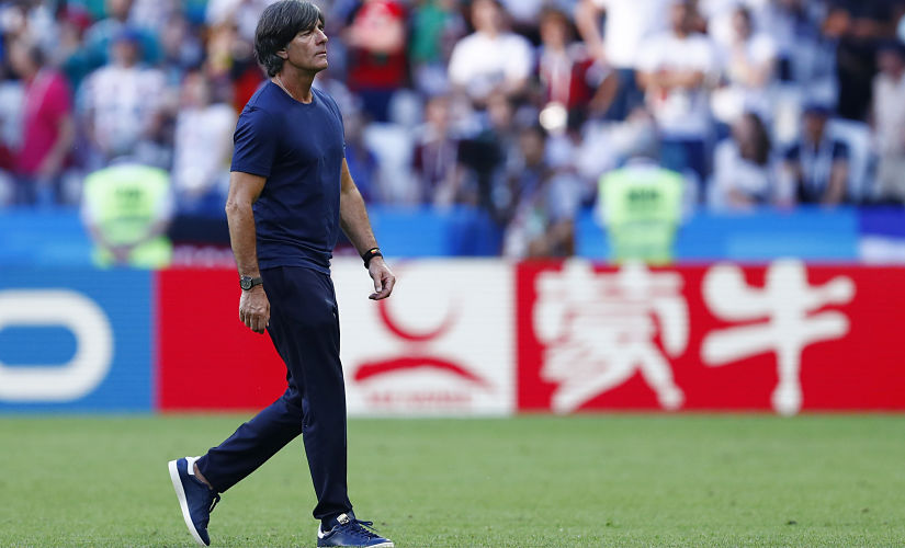 FIFA World Cup 2018 Novy Kapadia column Germanys exit in group stage marks the end of an era under Joachim Low