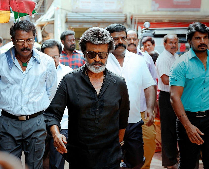 Rajinikanths Kaala screened amid tight security in Bengaluru after protesters across city get detained