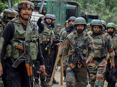 Intel reports warn of terrorists attack near LoC Amarnath Yatra claim ISI training LeT Hizbul men to target naval base