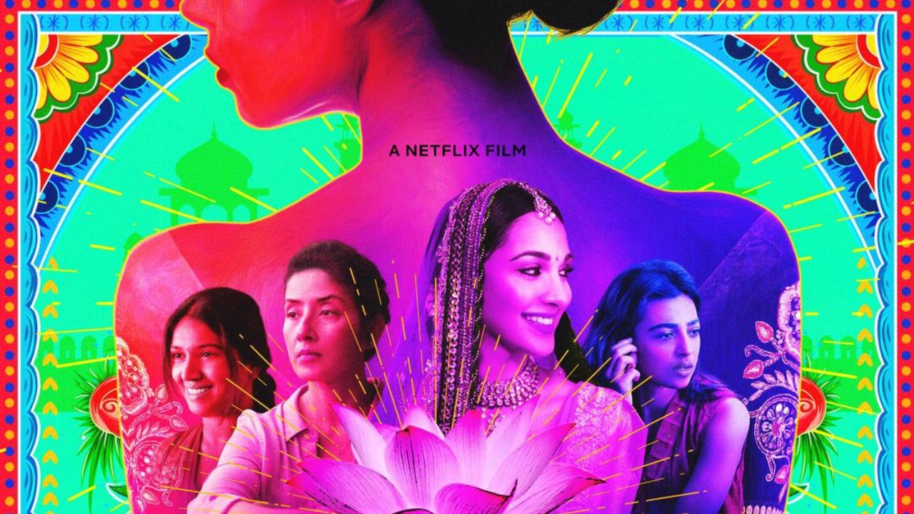 Lust Stories movie review Netflix anthology is another step forward in Bollywoods sexual awakening