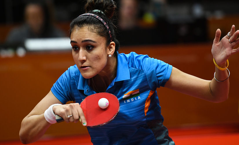 Manika Batra interview Doesnt matter whether opponent is from China or Singapore I just give my best