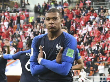 FIFA World Cup 2018 France coach Didier Deschamps hails matchwinner Kylian Mbappe for decisive contribution against Peru