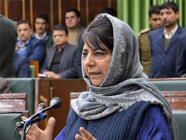 SC issues notice to Jammu and Kashmir administration on plea challenging exCM Mehbooba Muftis detention under PSA