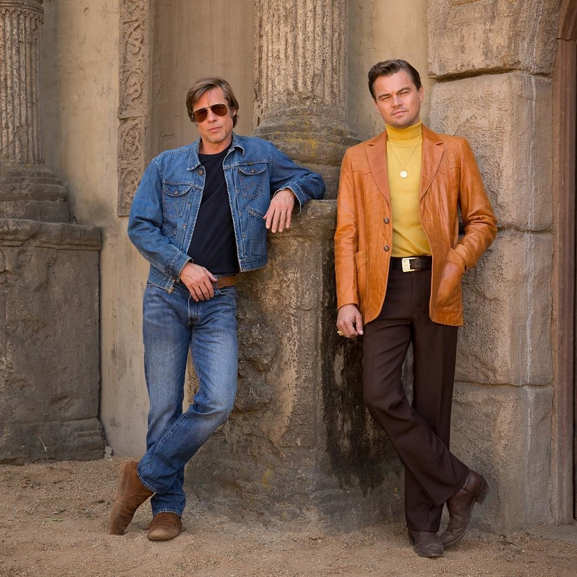 Once Upon a Time in Hollywood Quentin Tarantino teases details about Leo DiCaprio Brad Pitts characters