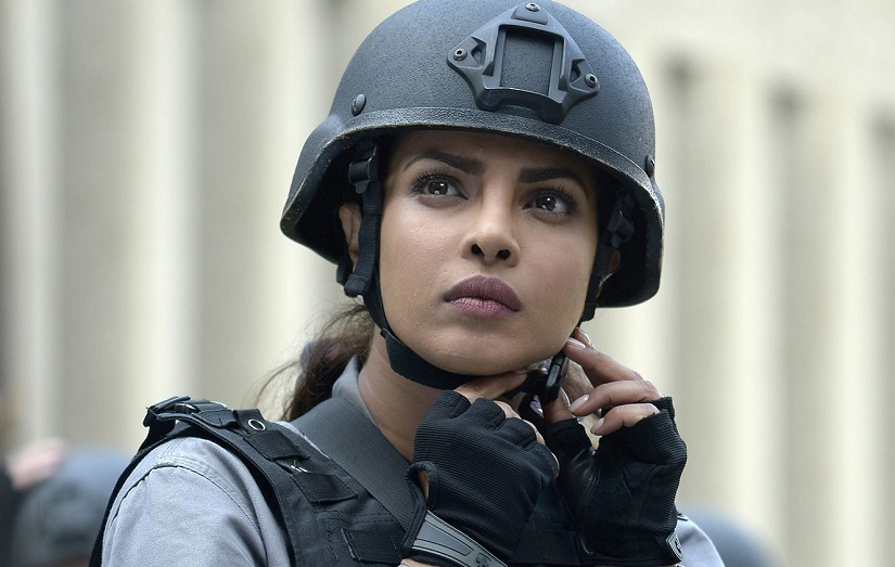 Priyanka Chopra apologises for controversial episode in Quantico season 3  Im a proud Indian that will never change