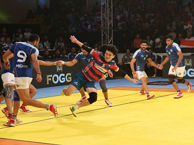 Kabaddi Masters Dubai Ajay Thakurled India beat South Korea to set up summit clash against Iran
